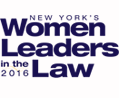 New York's Women Leaders in the 2016 Law